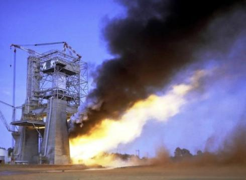 Blue Origin strikes a deal with NASA to use a historic rocket test stand in Alabama