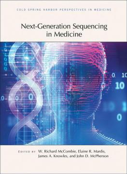 New book on next-generation sequencing in medicine from CSHL Press