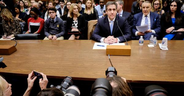 How Michael Cohen Turned Against President Trump