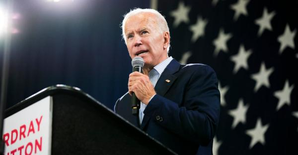 Joe Biden Announces 2020 Run for President