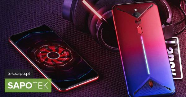 Nubia Red Magic 3 é o primeiro smartphone gaming que grava vídeo a 8K