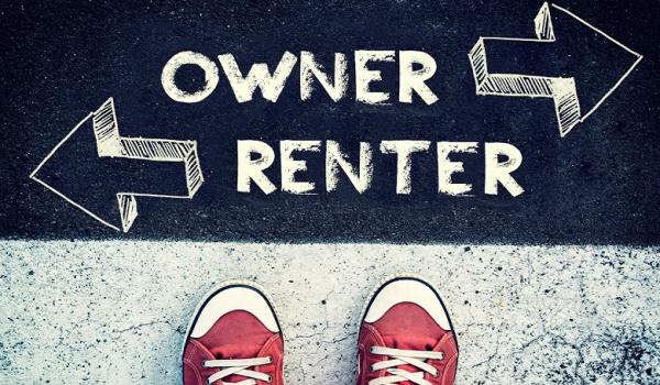 Millennial Renters Vs. Buyers