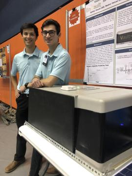UTSA students develop green power generator and could save thousands to industries