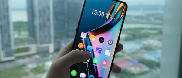 Realme X photo shows notchless display