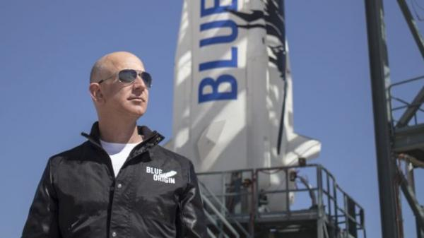 Jeff Bezos gets set to share updated vision for Blue Origin in space — and on the moon