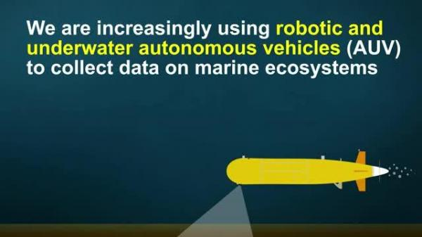 Study explores the use of robots and artificial intelligence to understand the deep-sea