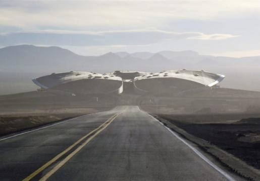 Virgin Galactic begins moving space effort from California to New Mexico spaceport