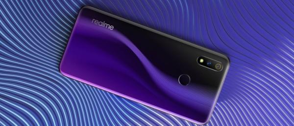 Realme 3 Pro  Lightning Purple color goes on sale tomorrow