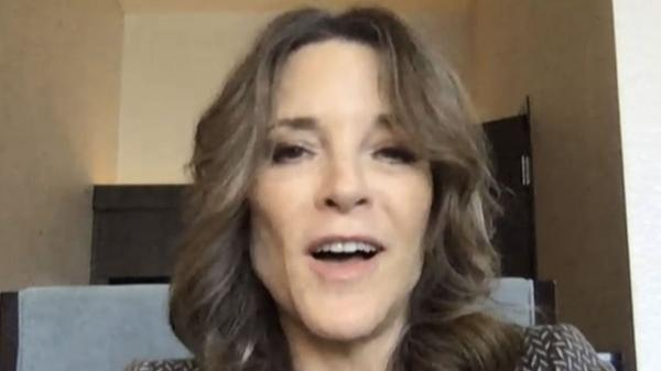 Marianne Williamson Rips Don Lemon for Reparations Debate Question
