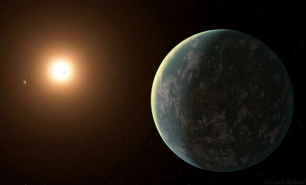 TESS probe helps scientists find potentially habitable planet, 31 light-years away