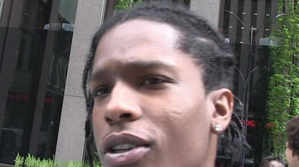 A$AP Rocky Testifies in Swedish assault trial He Begged Alleged Victim to Leave
