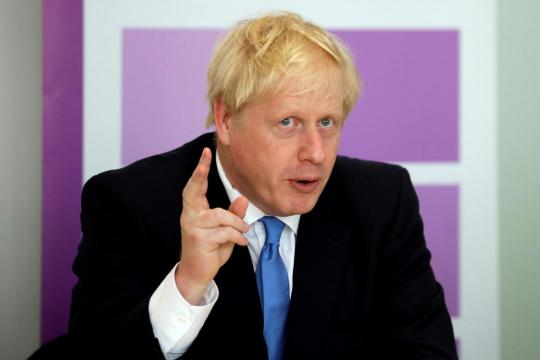 Johnson ready to fast-track health funding to meet Brexit pledge