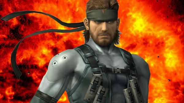 Nope, Turns Out Solid Snake Isn't Coming to Tekken 7