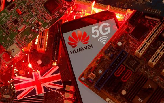 NATO chief says on Huawei: UK review of 5G security is important