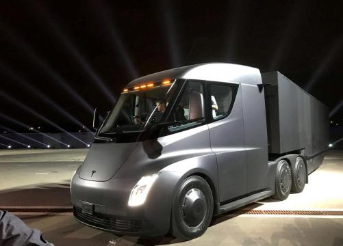 Tesla to accelerate production of Semi trucks: memo