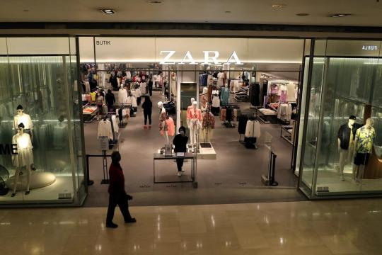 Inditex invests in technology to merge online with in-store shopping