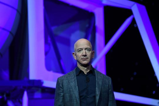 Amazon says CEO Bezos willing to testify before Congress: NYT