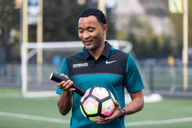 A perfect pump? This high-tech sports ball inflator finds early traction with MLS teams