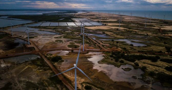 'This Noise That Never Stops': Wind Farms Come to Brazil's Atlantic Coast