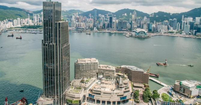 Aging Hong Kong Waterfront Gets a Face-Lift