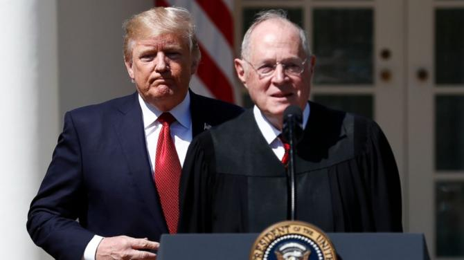Trump narrows Supreme Court shortlist: Sources