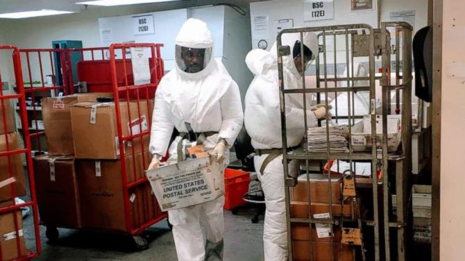 FBI arrests suspect over Ricin scare