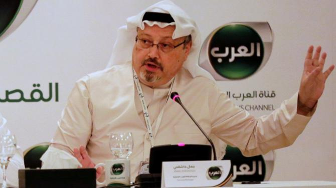 US sanctions 17 Saudis allegedly implicated in journalist's murder