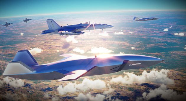 Boeing unveils a new breed of 'wingman' drones that fly with piloted military jets