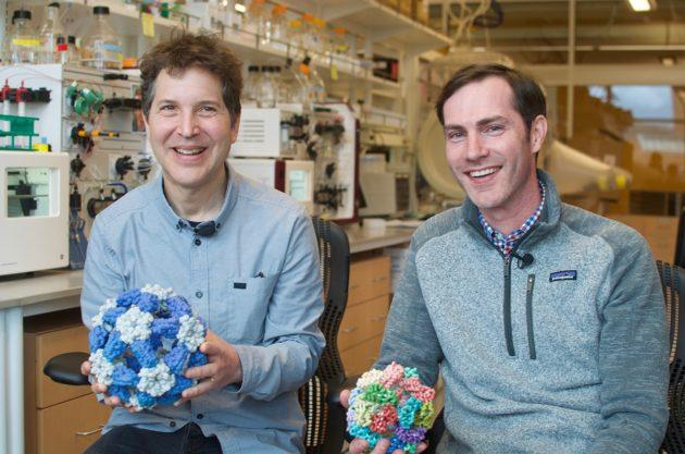 Institute for Protein Design wins $45M in funding from TED's Audacious Project