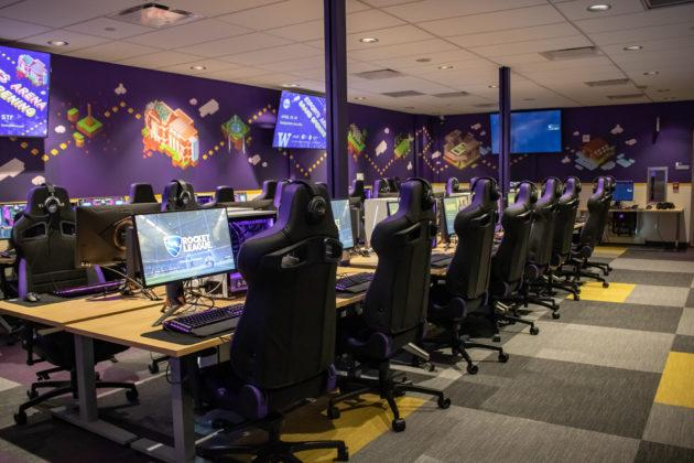 'More than just playing a game': State-of-the-art Esports Arena powers up at Univ. of Washington