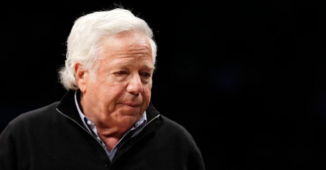Robert Kraft Wins Critical Ruling: Video Evidence Is Thrown Out