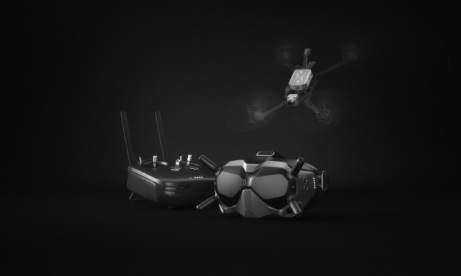DJI aims for the best first-person drone experience with new goggles, controller and more