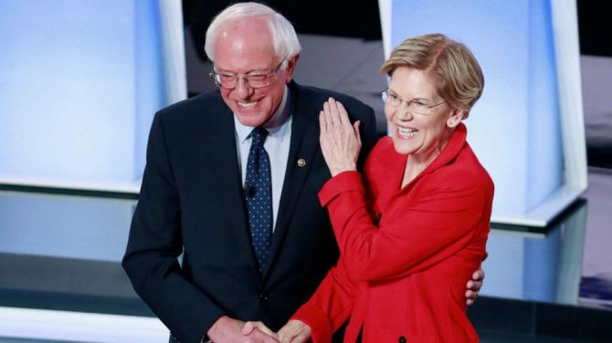 Most talked about moments from 1st night of Democratic debate