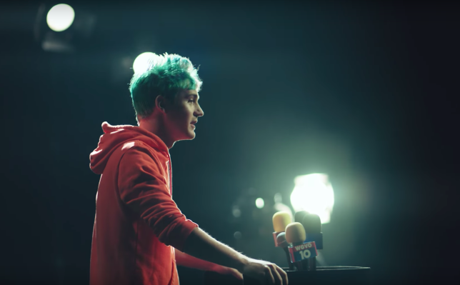 Ninja is leaving Twitch for Microsoft's Mixer