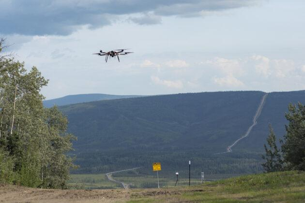 Backed by Bill Gates, Echodyne plays role in a pioneering flight of a drone on its own