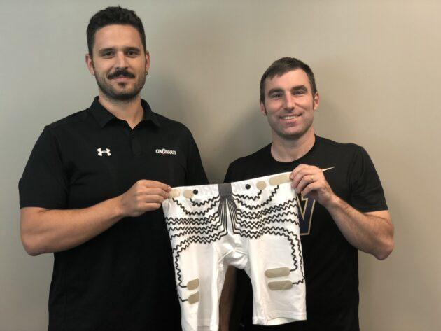 High-tech compression shorts maker Strive aims to measure the 'miles per gallon' of athletes