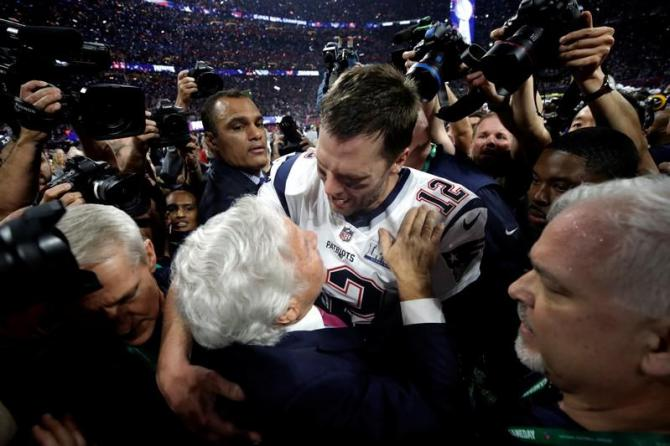 NFL notebook: Pats, Brady reportedly close to extension