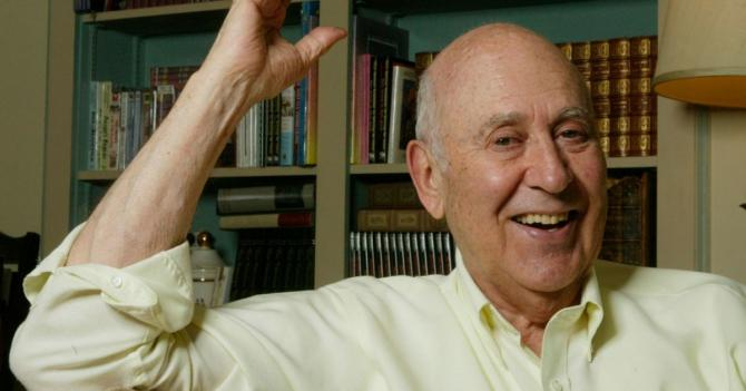 Carl Reiner, prolific comedy legend who created 'The Dick Van Dyke Show,' dead at 98