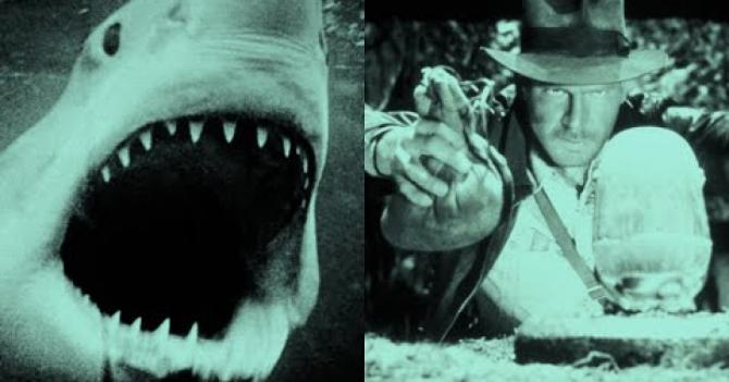 Watch: 'Jaws' and 'Raiders of the Lost Ark' live chat on the Ultimate Summer Movie Showdown