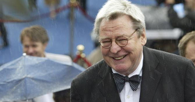 Hollywood honors 'chameleon' director Alan Parker: 'a great artist'