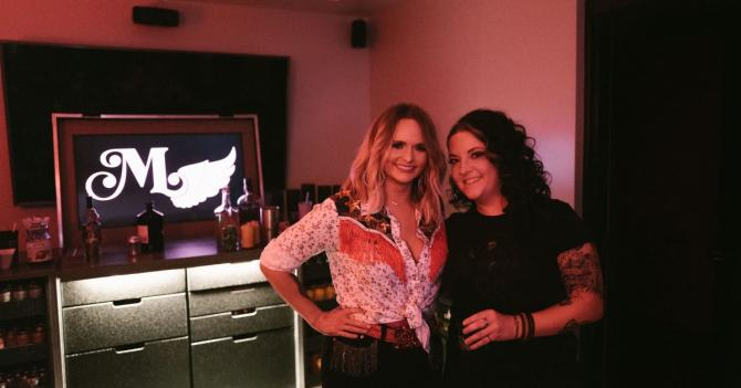Miranda Lambert and Ashley McBryde on life during COVID, day drinking and that Garth announcement