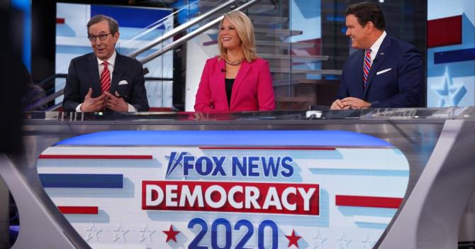 Hair and makeup artists are cut as Fox News trims staff in reorganization