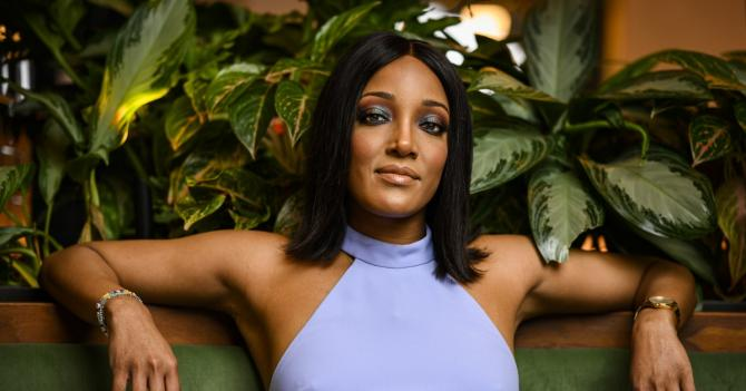 Mickey Guyton makes Grammys history as solo Black woman in country music field