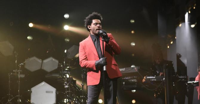 The Weeknd calls Grammys 'corrupt' after receiving no nominations