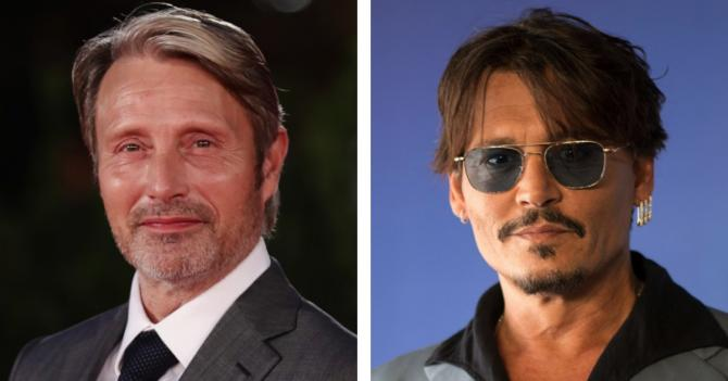 Mads Mikkelsen takes over 'Fantastic Beasts' role after Johnny Depp's departure