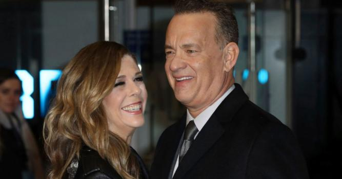 Tom Hanks and Rita Wilson back in L.A. after COVID-19 hospitalization in Australia