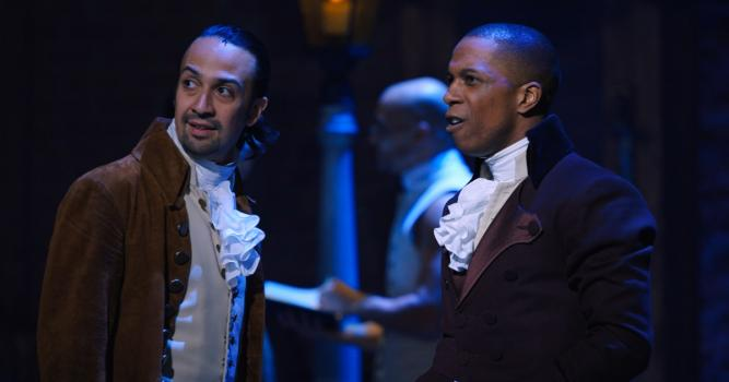 Forget Baby Yoda. 'Hamilton' is Disney+'s best new weapon in the streaming wars