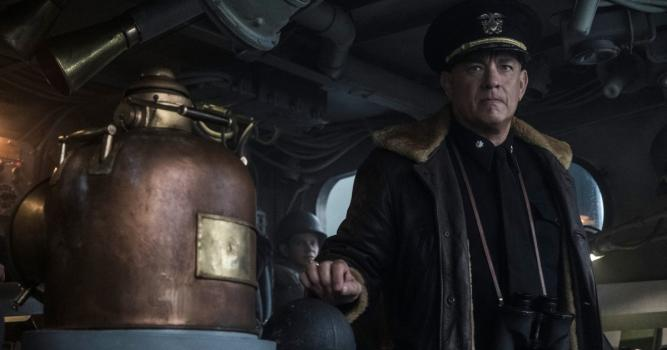 Review: Tom Hanks returns to World War II as a struggling Naval commander in 'Greyhound'