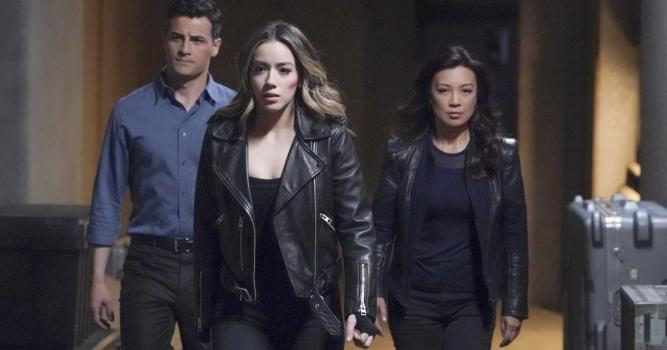 What's on TV Wednesday: Series finale of 'Marvel's Agents of S.H.I.E.L.D.'