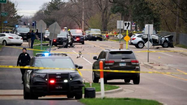 Minnesota police officer fatally shoots driver during traffic stop: Police